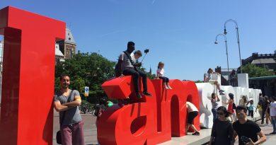 amsterdam gezisi ve amsterdamda yapılacak şeyler