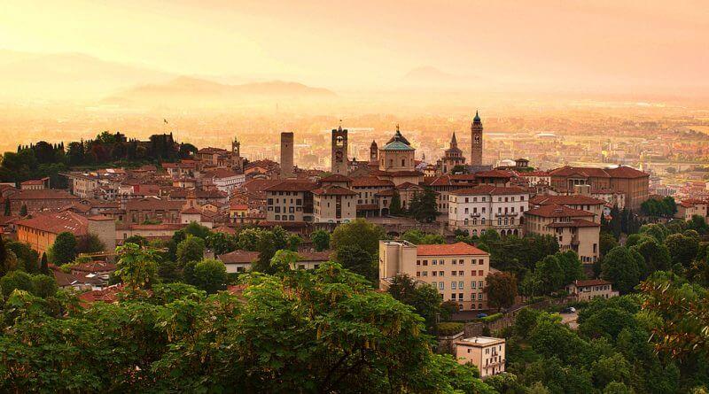 Bergamo gezisi gezilecek yerler