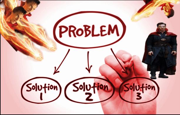 Probleme Şartlanmak