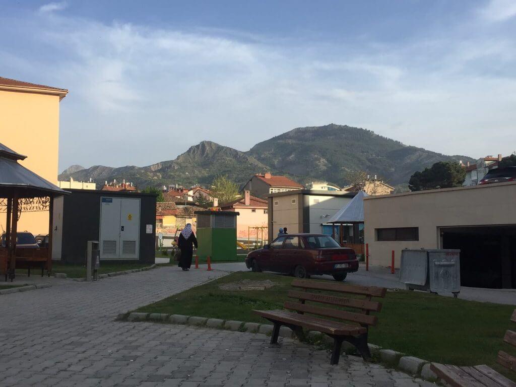 ısparta park dağlar