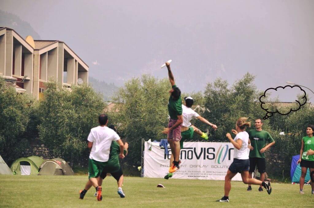 Ultimate Frisbee Kaç Kişi ile Oynanır