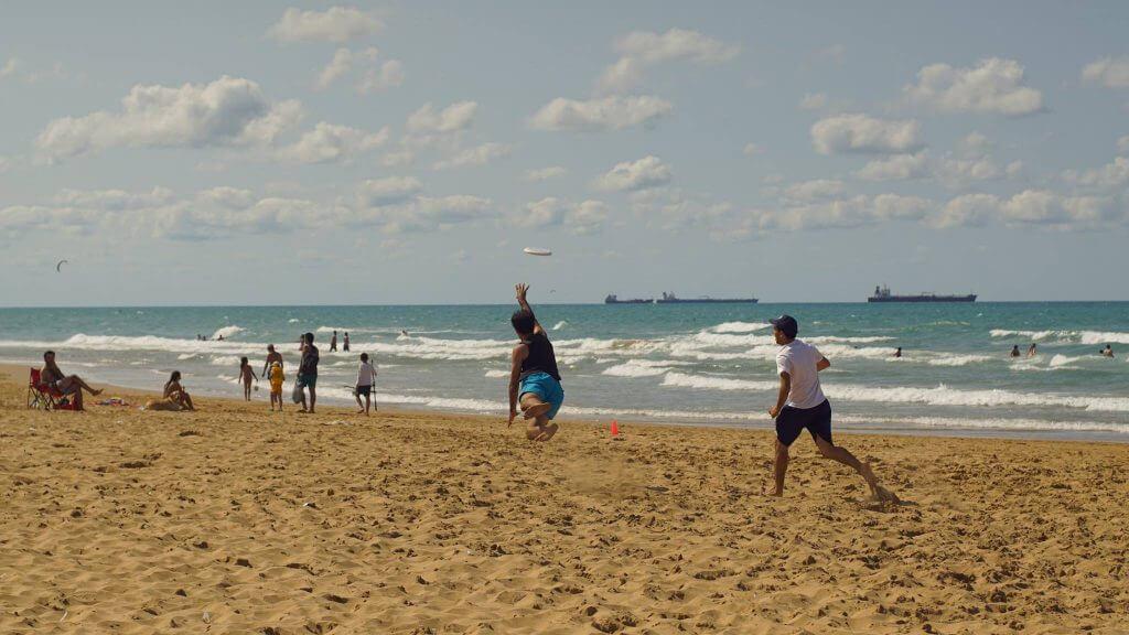 Ultimate Frisbee Nedir
