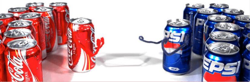 Pepsi Tadım Testi - Pepsi Challenge