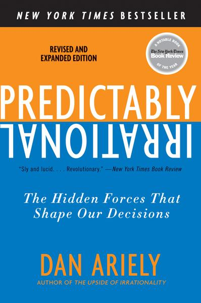 Predictably Irrational kitap