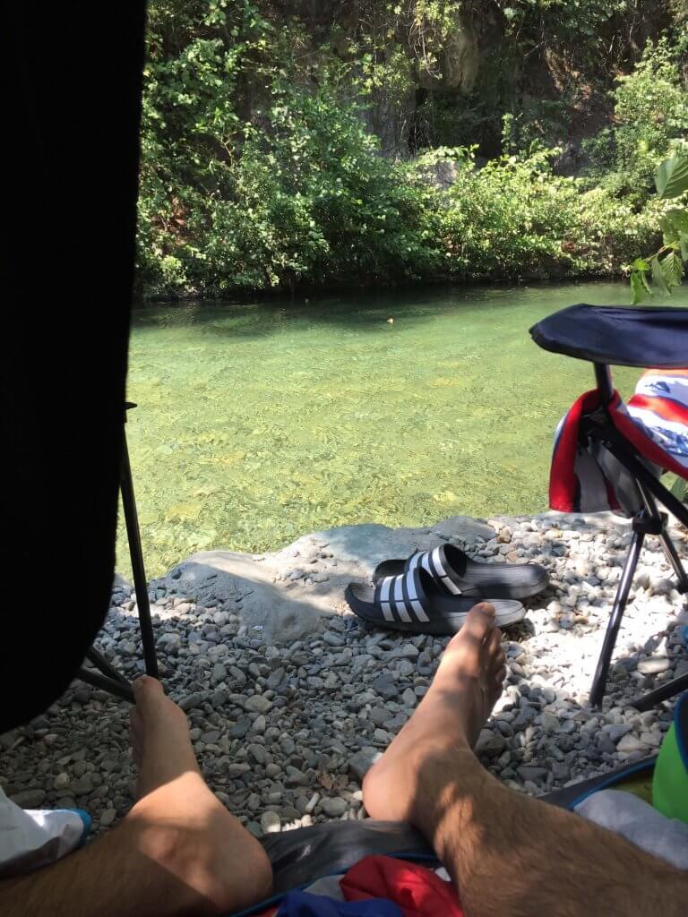 kaz dağları camping
