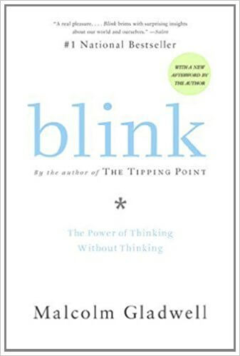 Kişisel Gelişim Kitap Önerileri Blink The Power of Thinking Without Thinking