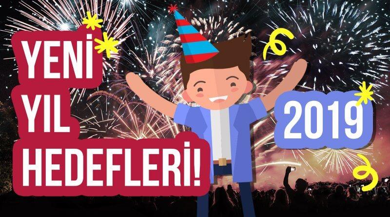 Yeni Yıl Hedefleri Yeni Yılda Başarılı Olmak