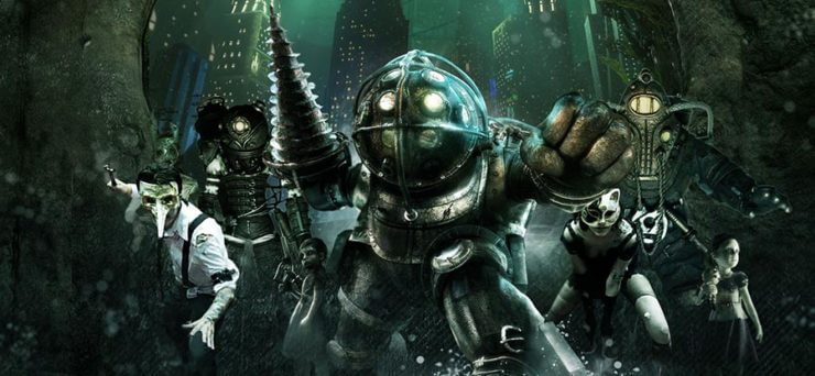 Bioshock 1-2