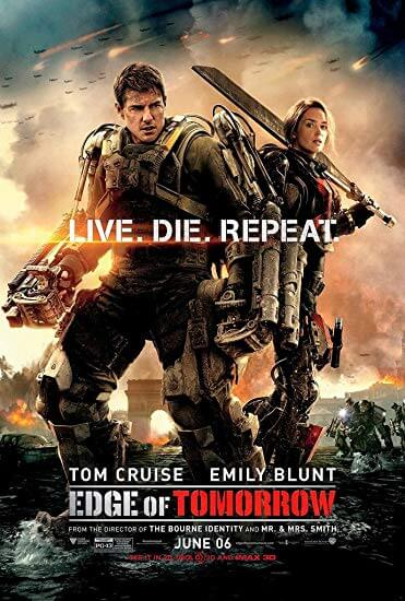 bilim kurgu film önerisi - Edge Of Tomorrow
