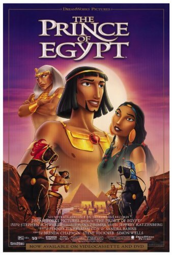 film tavsiye animasyon - The Prince Of Egypt
