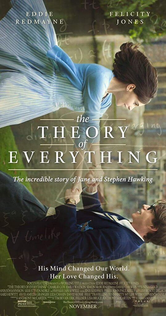 film önerisi The Theory of Everything