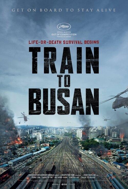 film tavsiye korku - Train to Busan