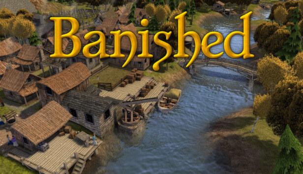 banished inşaat oyunu
