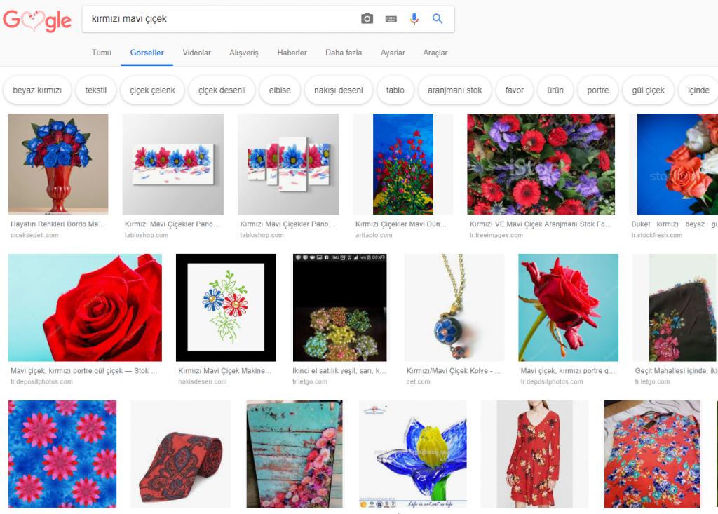google aramaları
