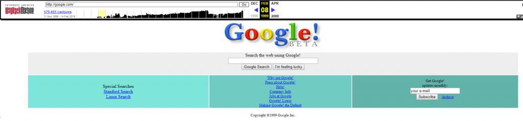 google geçmişi