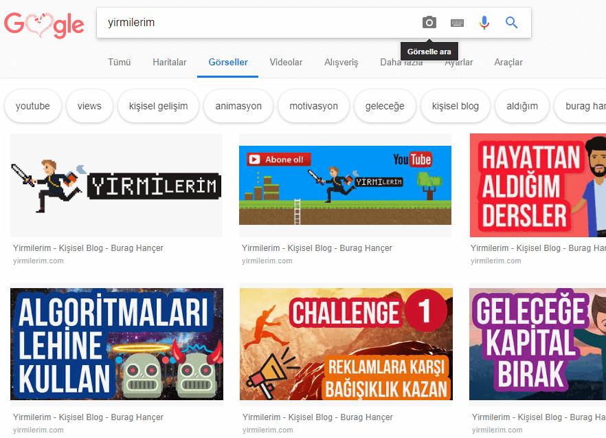 google taktikleri