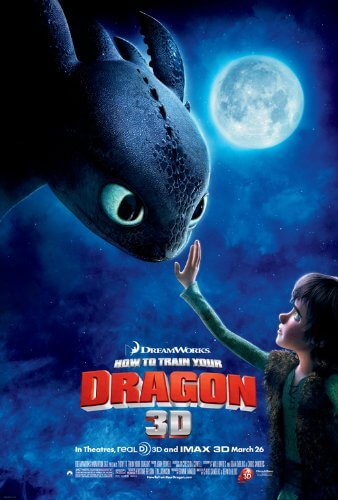 en iyi animasyon - how to train your dragon