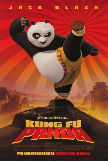 en iyi animasyonlar - kung fu panda