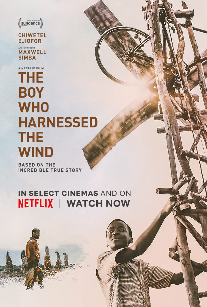 the boy who harnessed the wind film