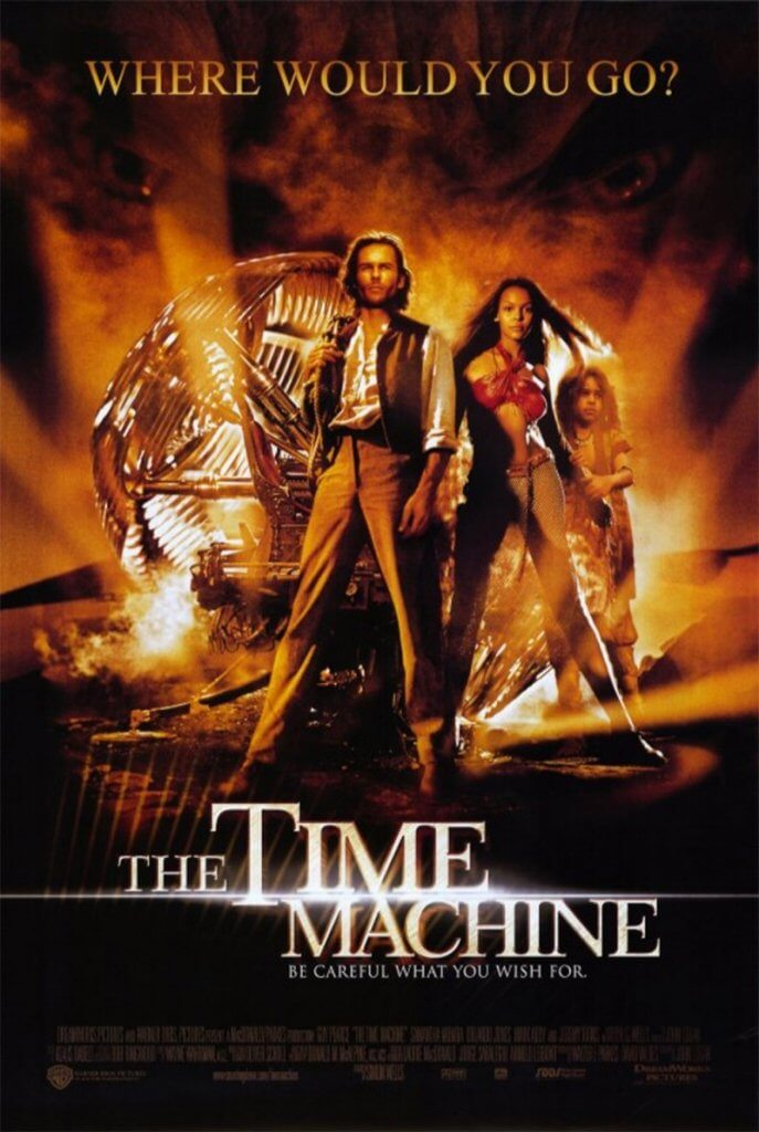 the time machine film
