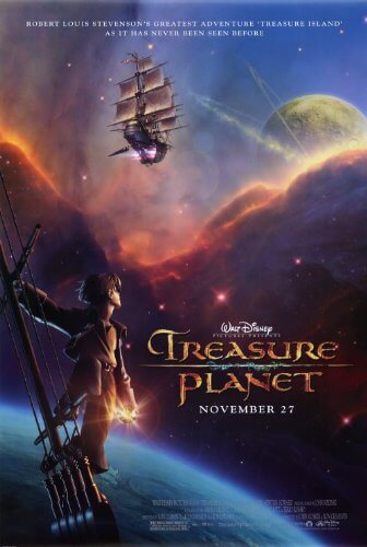 animasyon tavsiyesi - treasure planet