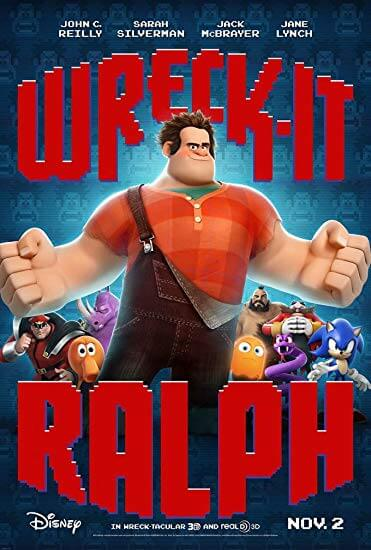 animasyon film - wreck it ralph
