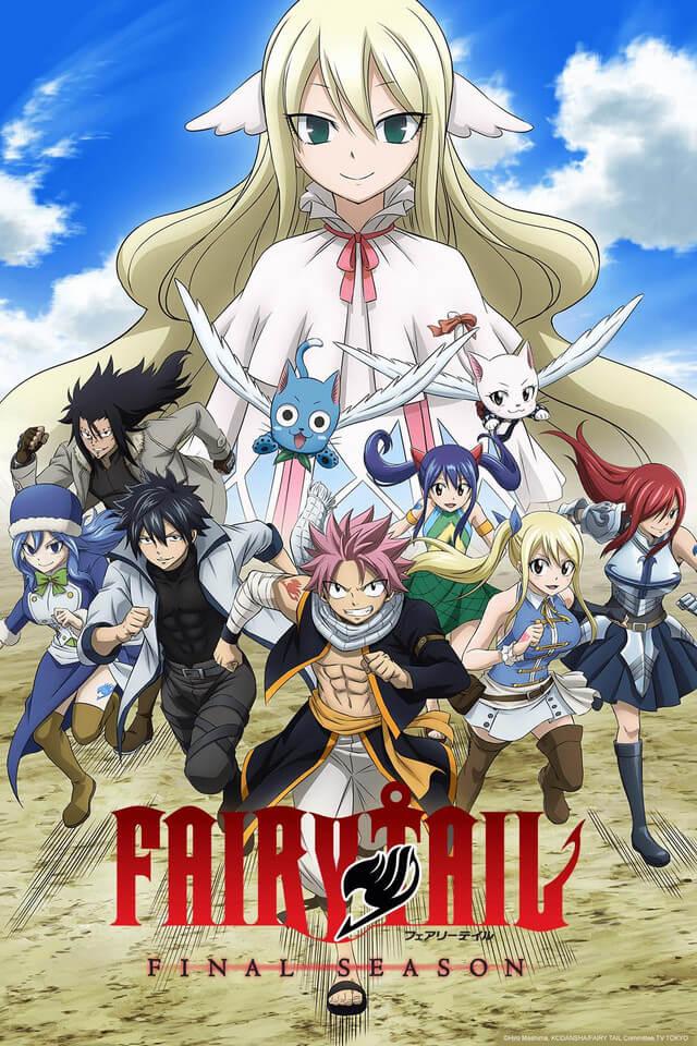 Fairy Tail anime tavsiyesi