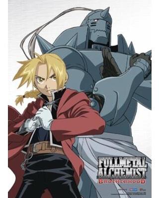 anime tavsiyesi Fullmetal Alchemist Brotherhood