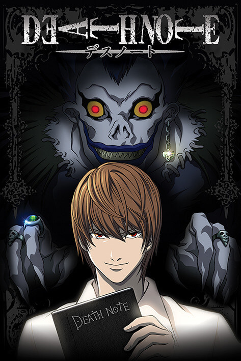 en iyi animeler Death Note