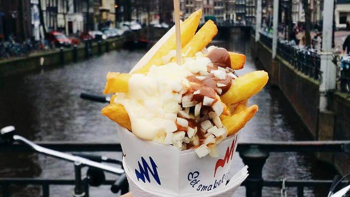 amsterdam yemek tavsiye