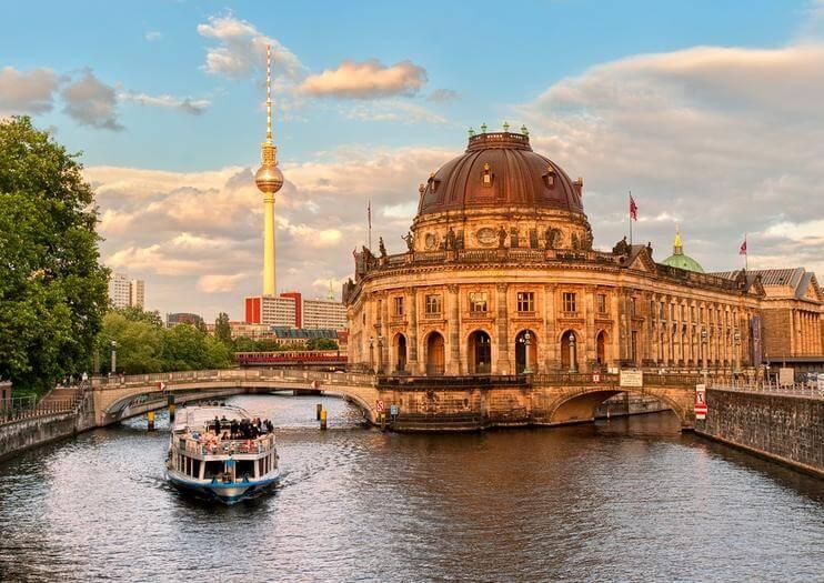 Berlin Müze Adası