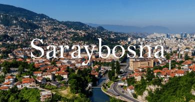 24 Saatte Saraybosna Turu! – 2019 [VLOG] – Bosna Hersek 🌍
