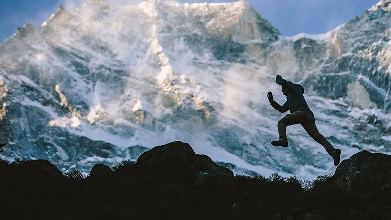 Belgesel tavsiyesi The Man Who Climbed Everest 21 Times