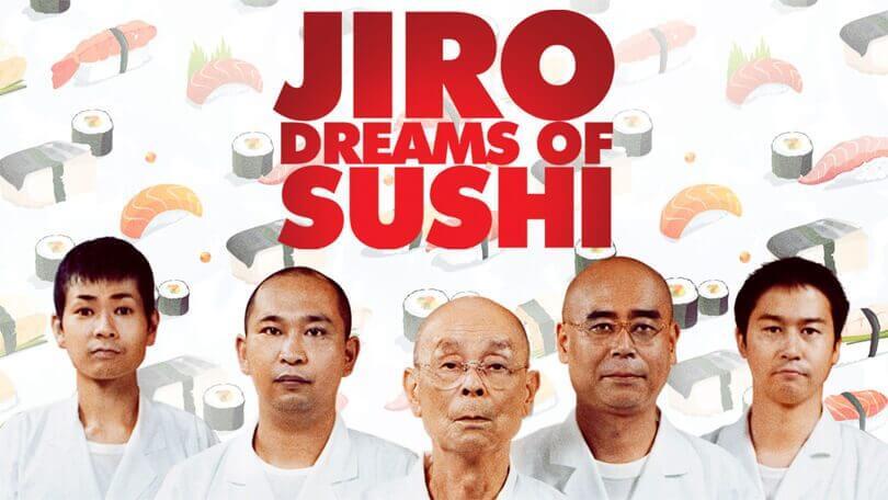 Jiro Dreams of Sushi belgesel 2020