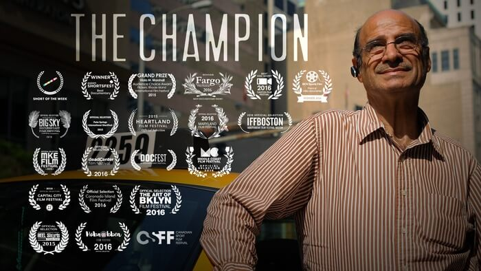 The Champion documentry
