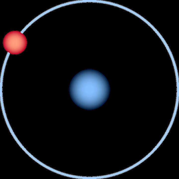 hidrojen atomu