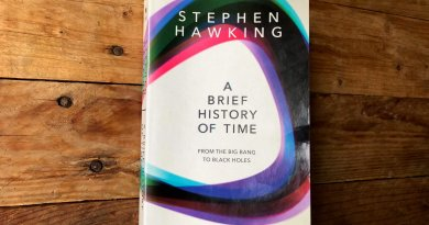 A Brief History of Time Kitap Notlarım