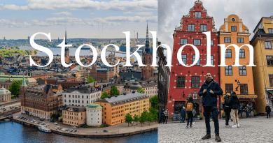 36 Saatte Stockholm Turu! 🌍 İsveç (2020 Vlog)